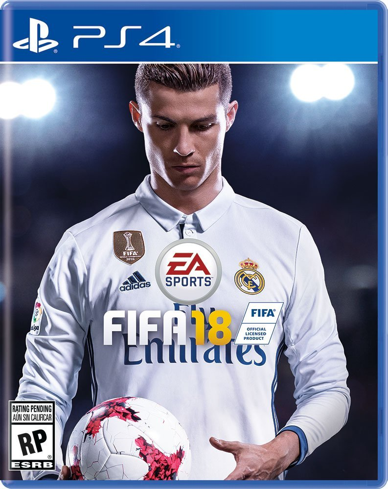 PS4 EA Sports FIFA 18 (PlayStation 4)