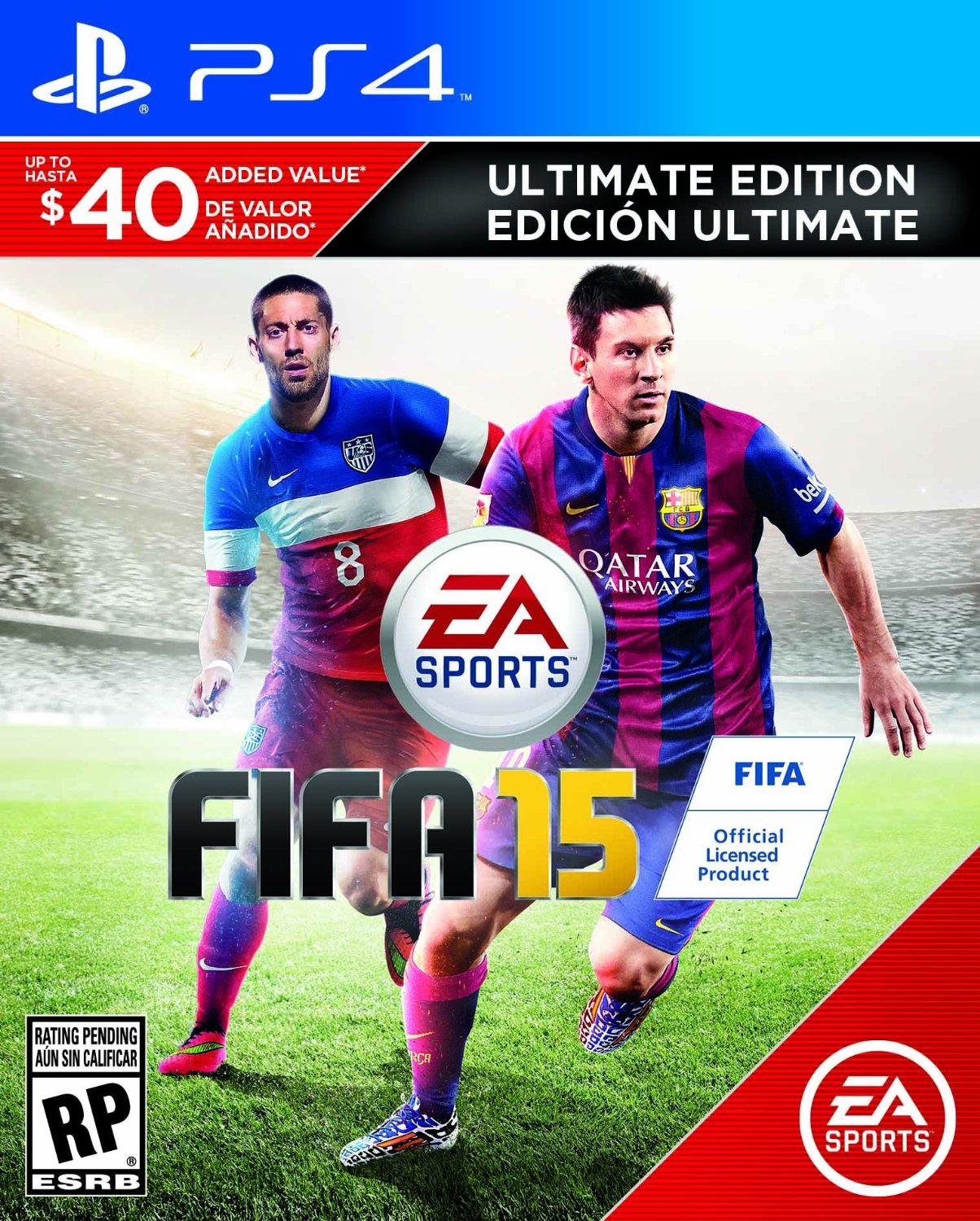 PS4 FIFA 15 Ultimate Team Edition (PlayStation 4)