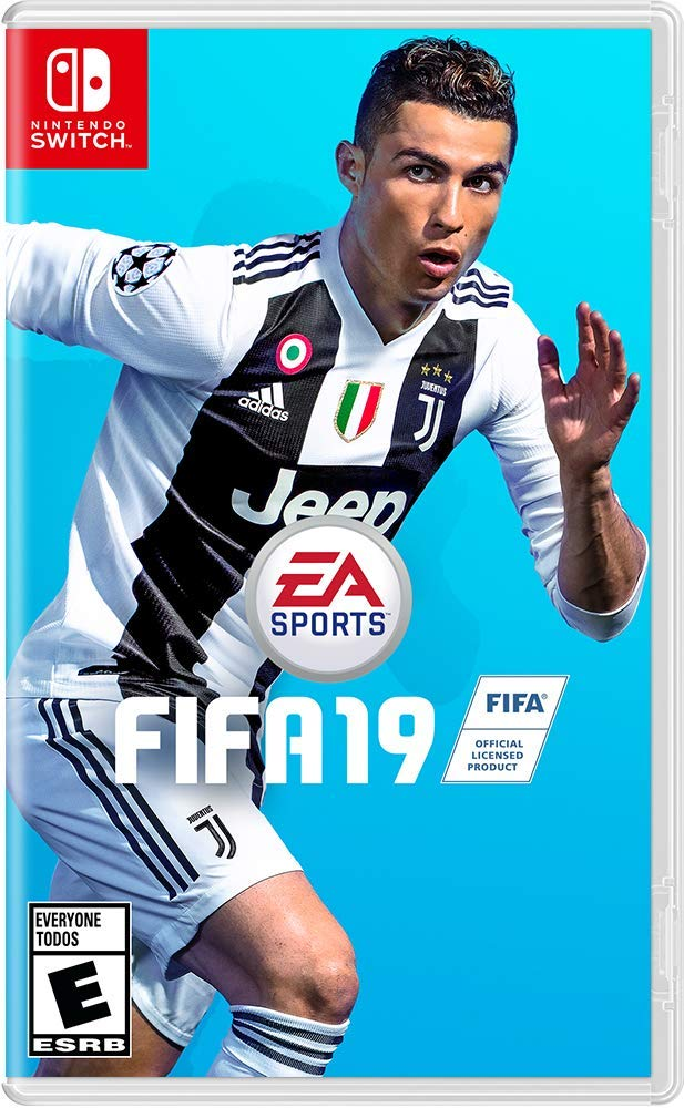 FIFA 19 - Nintendo Switch USA