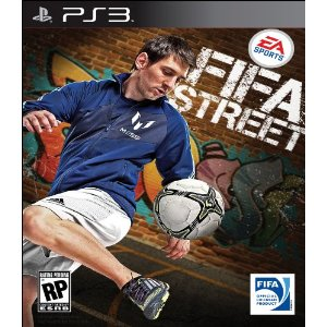 FIFA Street 4 for PS3 US