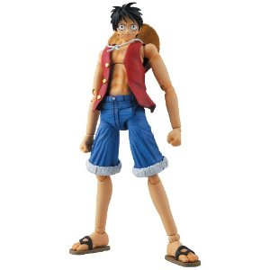 Master Grade Model Kit Monkey D. Luffy FIGURERISE 1/8