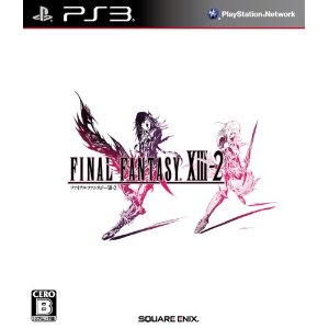 Final Fantasy XIII-2 for PS3 JPN