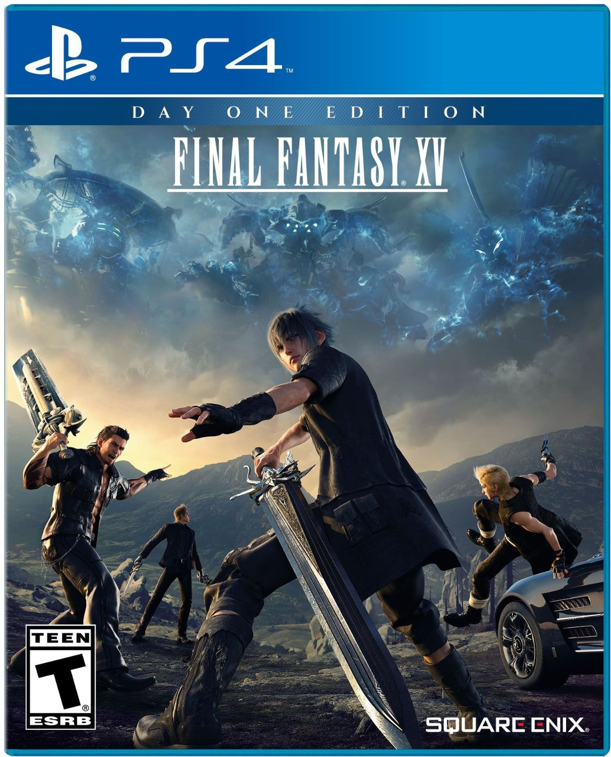 PS4 Final Fantasy XV (PlayStation 4)