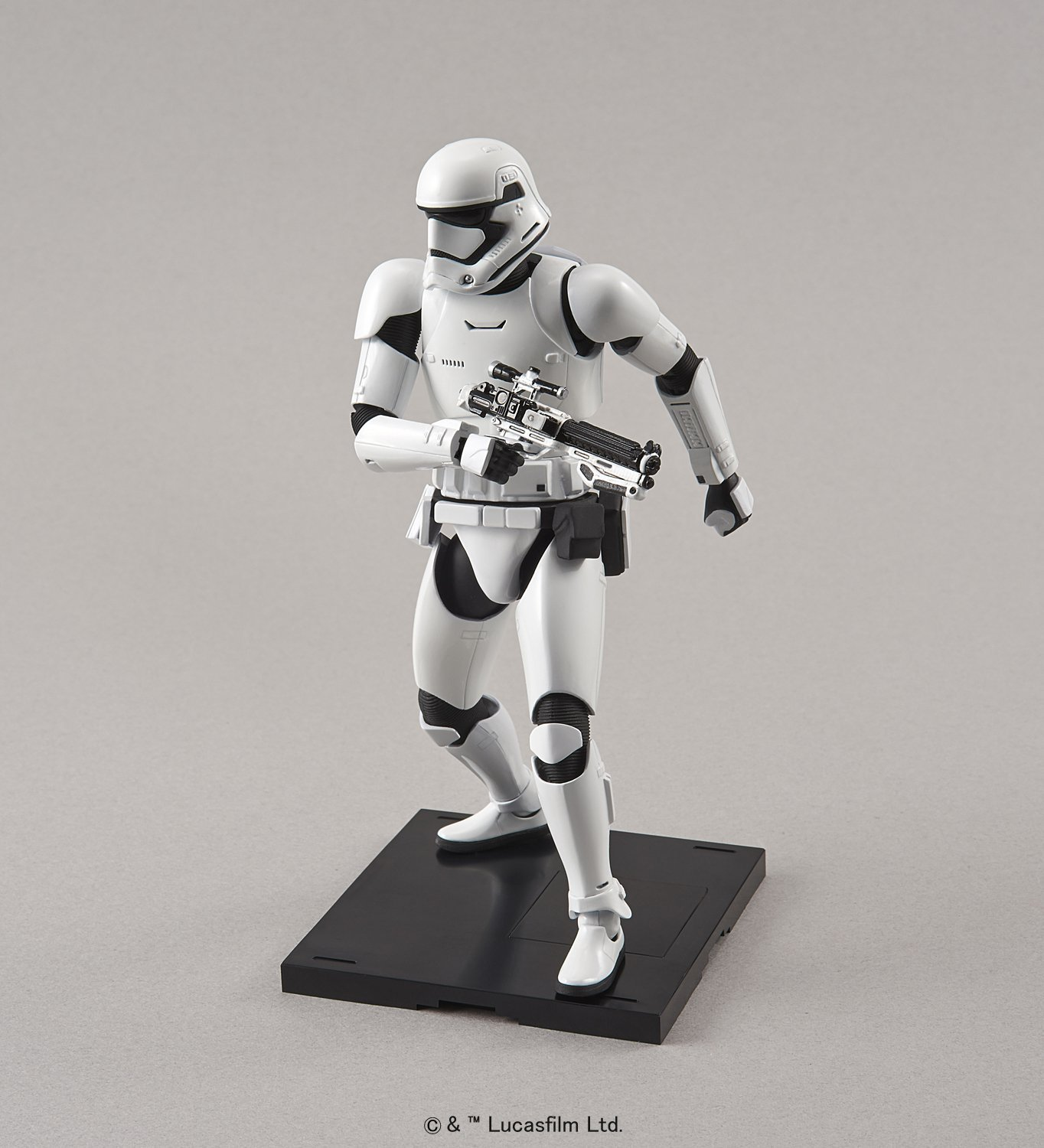 Bandai Star Wars First Order Storm Trooper 1/12 Plastic Model