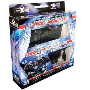 Dual SFX Frag PRO - Wireless for PS3 e PC V3.4