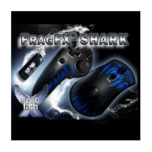 FragFX Shark Wireless for PS3, PC and MAC