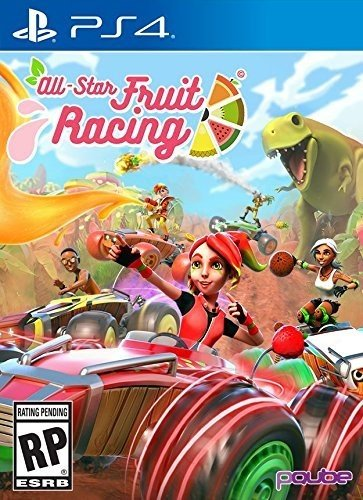 PS4 All-Star Fruit Racing (PlayStation 4)
