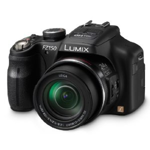 Panasonic DMC-FZ150K 12.1 MP Digital Camera