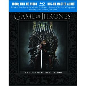 Game of Thrones:The Complete First Season [Blu-ray] (2011)PT-BR