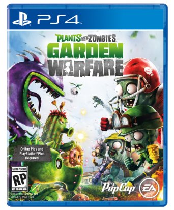 PS4 Plants vs Zombies Garden Warfare em Portugues (PlayStation 4