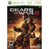 XBox 360 - Gears of War 2 - Asia Version p/ console Japones