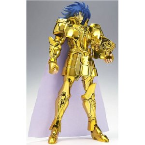 Saint Seiya Saint Cloth Myth Gold Cloth Gemini Saga