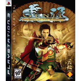 Genji: Days of the Blade for PS3 US
