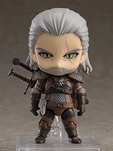 Nendoroid Geralt of Rivia The Witcher 3