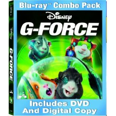 G-Force (3-Discs )[Blu-ray] (2009) Portugues