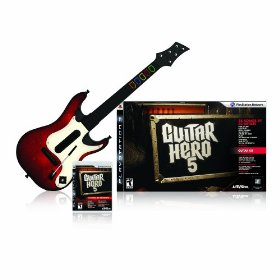 Guitar Hero 5 - [Guitar Kit] for PS3 US