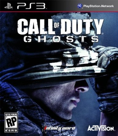 COD Call of Duty: Ghosts em Português for PS3 US