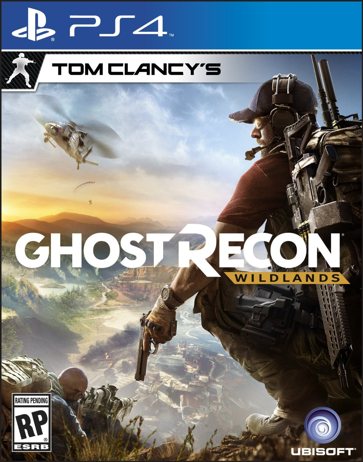 PS4 Tom Clancy's Ghost Recon Wildlands (PlayStation 4)