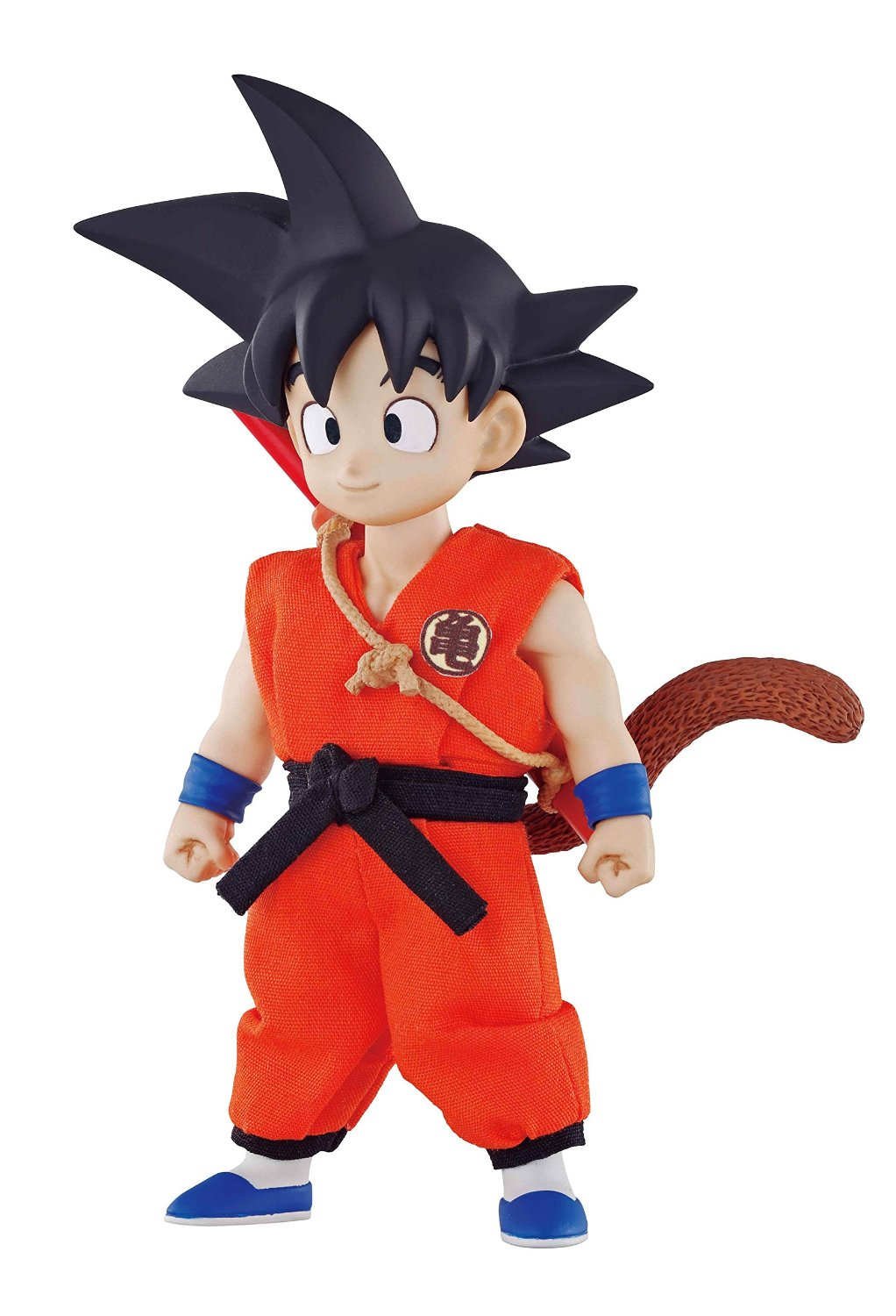Dimension of Dragon Ball Kid Son Goku 10cm