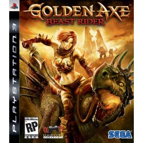 Golden Axe: Beast Rider for PS3 US