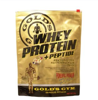 Golds Gym Whey Protein + Peptide - 2Kg