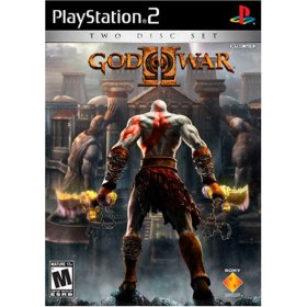 God of War II - PS2 US