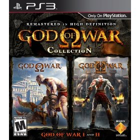 God of War: Collection for PS3 US