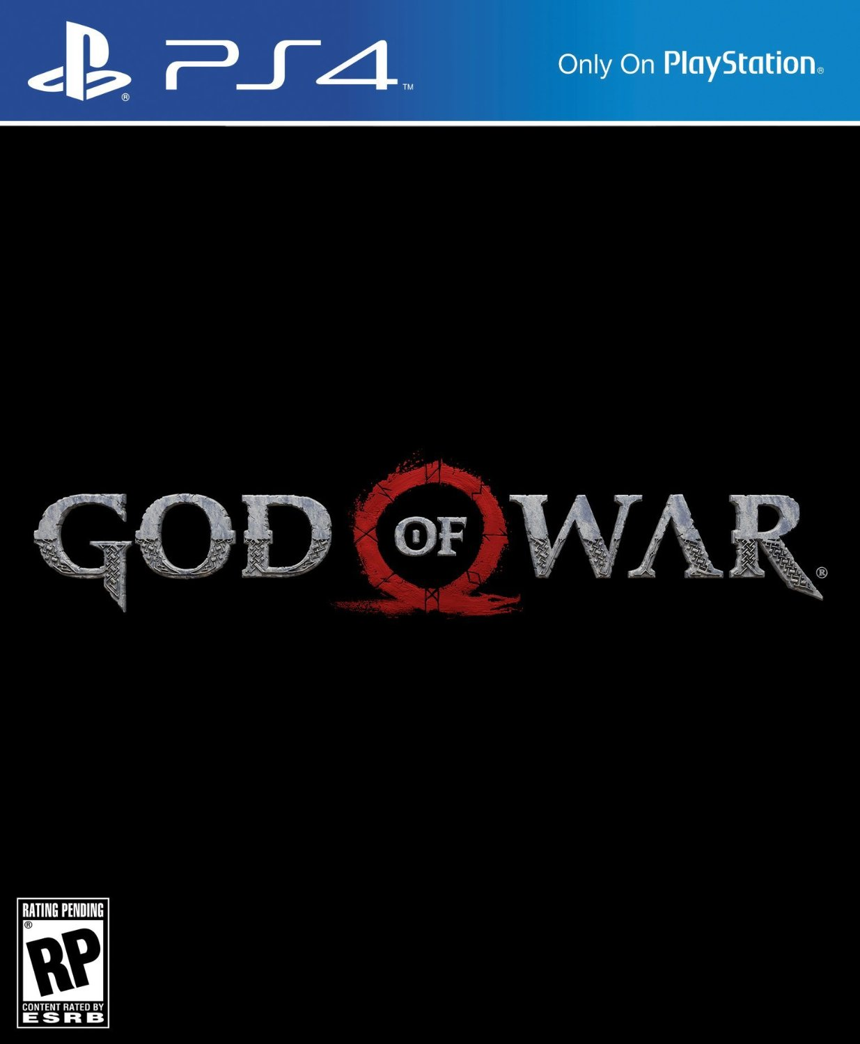 PS4 God of War (PlayStation 4)