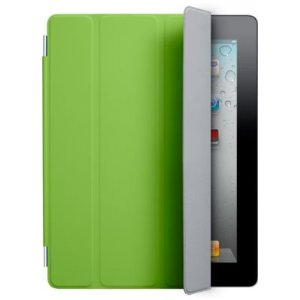 Apple iPad 2 Polyurethane Smart Cover - Green