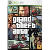 XBox 360 - GTA Grand Theft Auto IV US NTSC-U/C