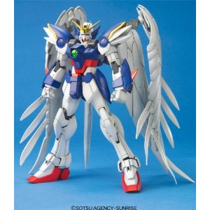 Gundam Wing Zero (versão Endless Waltz) MG 1/100 Scale