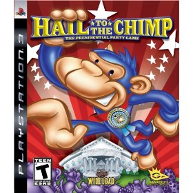 Hail to the Chimp for PS3 US