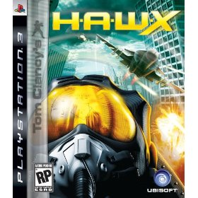 Tom Clancy's HAWX for PS3 US