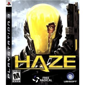 Haze for PS3 US