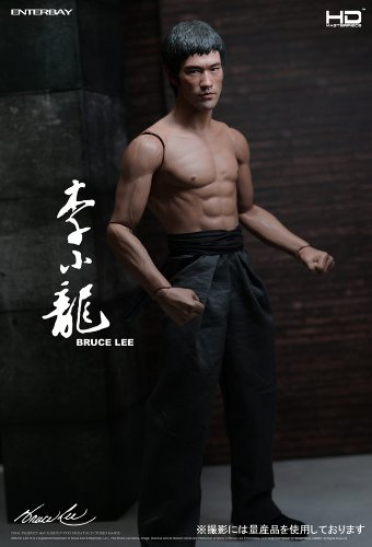 Enterbay HD-1008 Masterpiece Statue Collection Bruce Lee