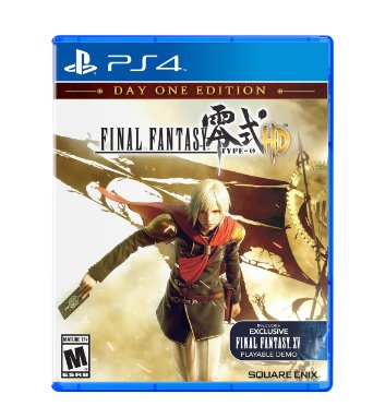 PS4 Final Fantasy Type-0 HD (PlayStation 4)