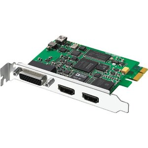 Placa HDMI para PC Blackmagic INTENSITY Pro