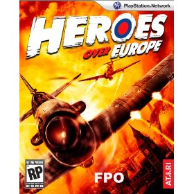 Heroes Over Europe for PS3 US