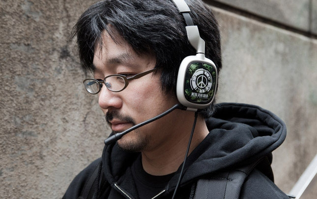 Astro A30 Headset: Metal Gear Solid Peace Walker edition