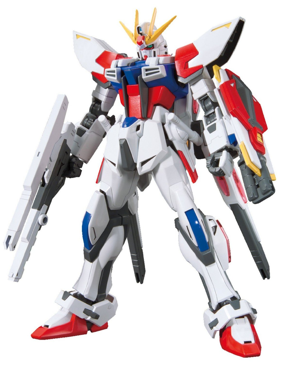 Gundam HGBF Star Build Strike Plavsky Wing Model Kit 1/144
