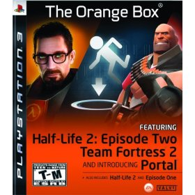 Half-Life 2 Orange Box for PS3 US