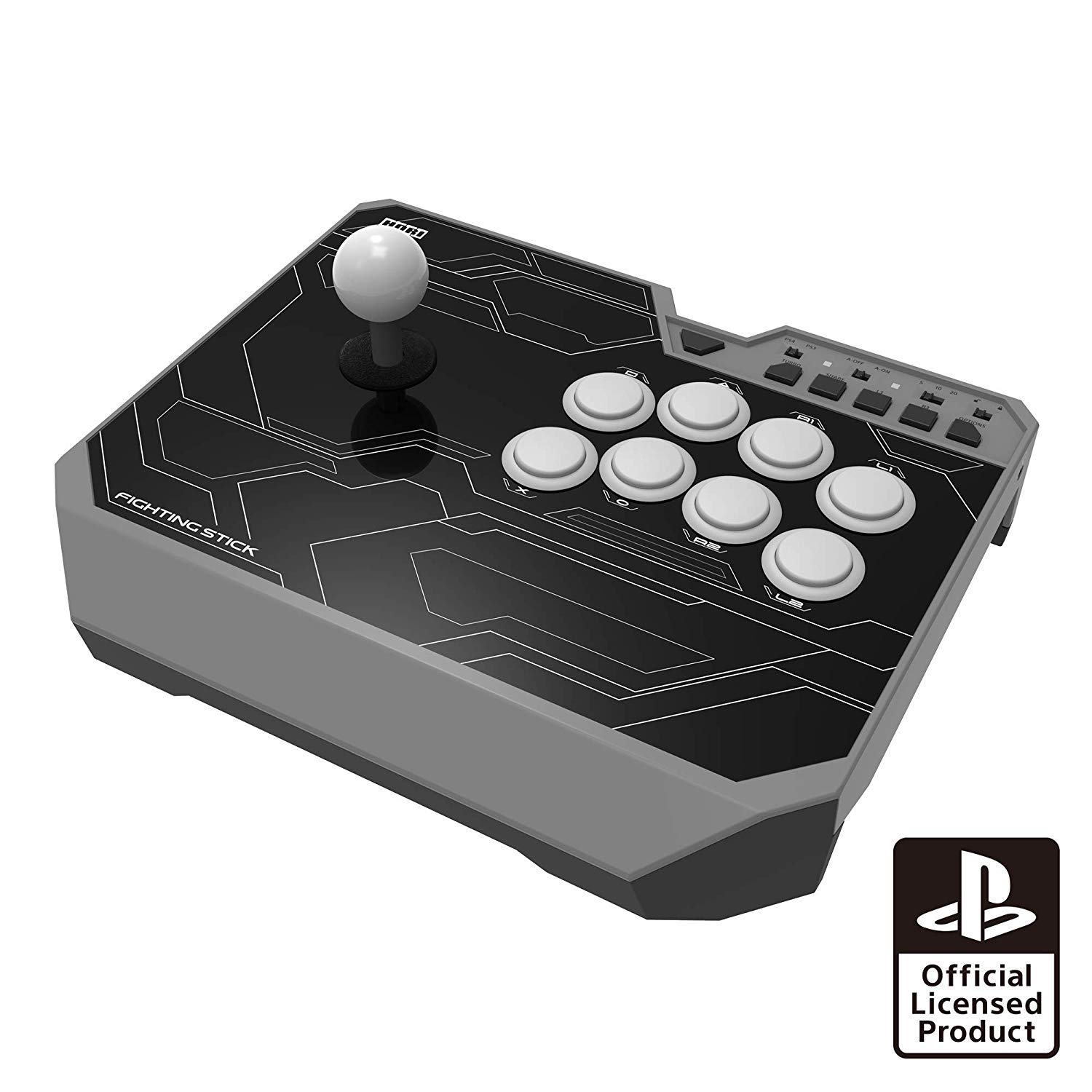 Hori Fighting Stick 129A for PS4 PS3 PC