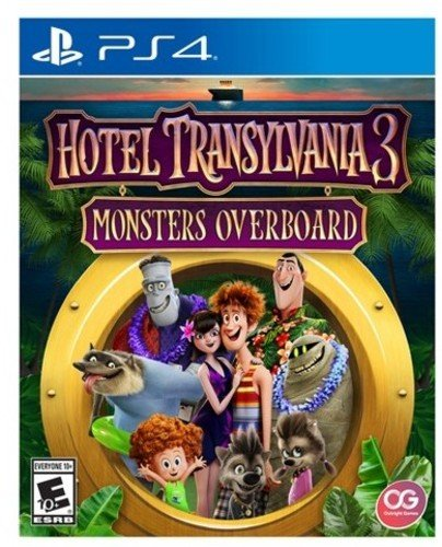 PS4 Hotel Transylvania 3: Monsters Overboard (PlayStation 4)
