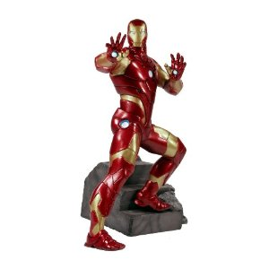 Avengers Iron Man Fine Art Statue (Cold Cast painted scale)