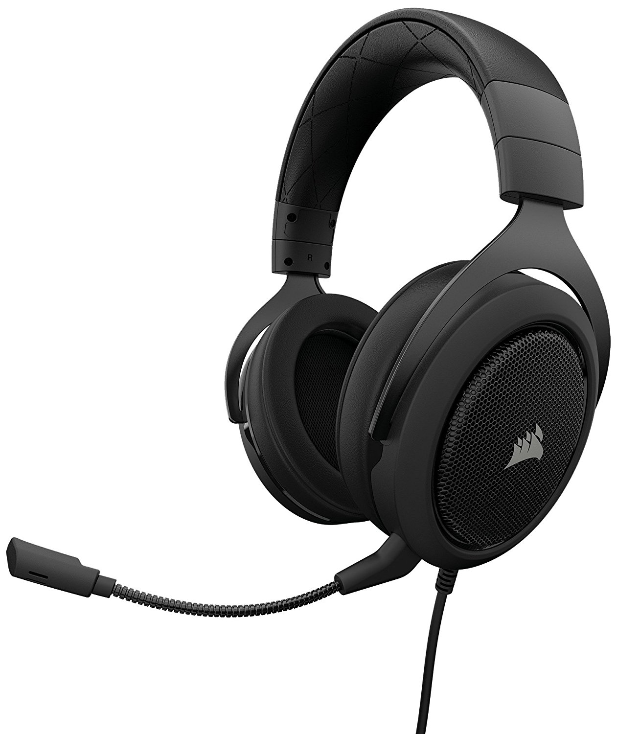CORSAIR HS50 Stereo Gaming Headset PS4 PC