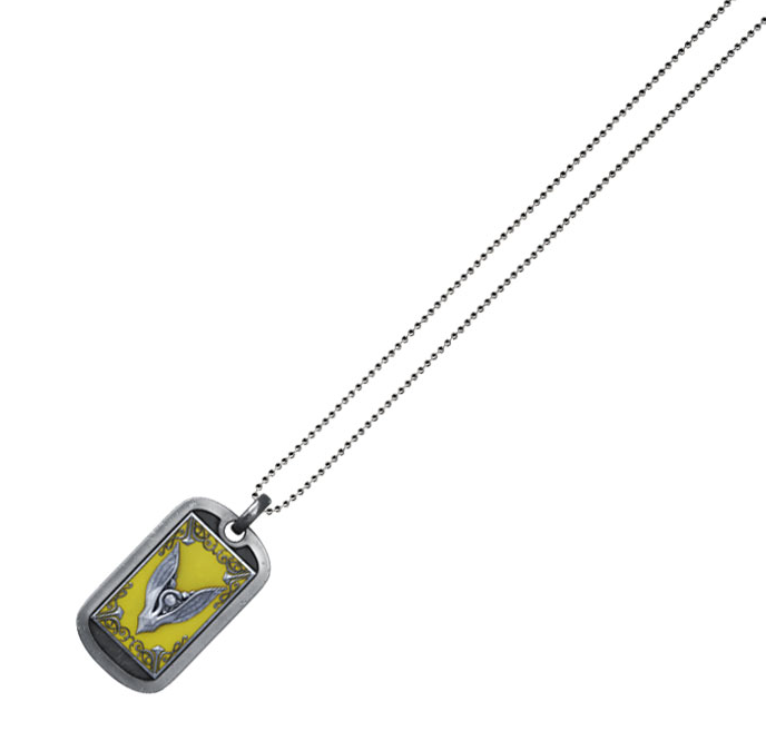 Dog Tag Saint Seiya LEGEND of SANCTUARY Hyoga