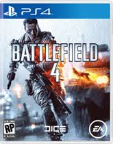 PS4 BF4 Battlefield 4 em Portugues (PlayStation 4)