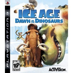 Ice Age: Dawn of the Dinosaurs for PS3 US