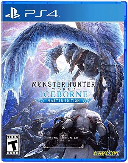 PS4 Monster Hunter World Iceborne Master