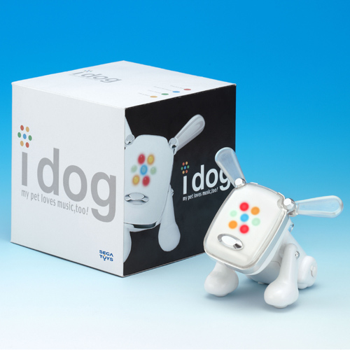 iDog Color White